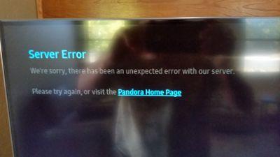 Pandora Error.jpg